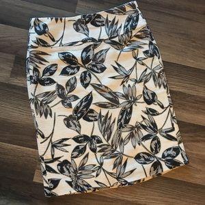 J Crew size 2 pencil skirt